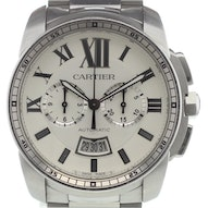 Cartier Calibre Chronograph - W7100045