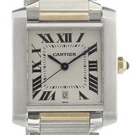 Cartier Tank Francaise - 2302