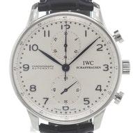 IWC Portugieser Chronograph - IW3714
