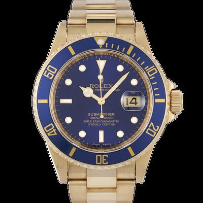 Rolex Submariner Date - 16618