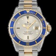 Rolex Submariner Sultan Serti - 16613