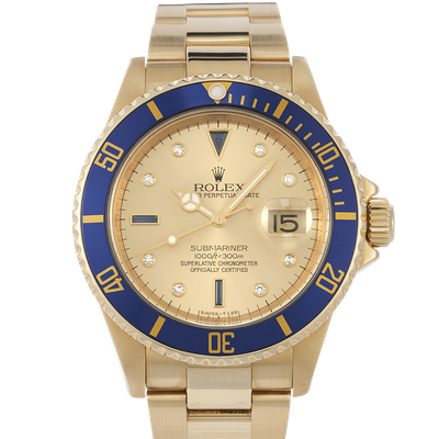 Rolex Submariner Sultan Dial - 16618