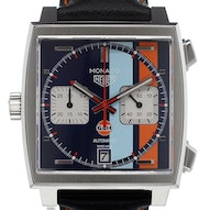 Tag Heuer Monaco Calibre 11 Automatic Gulf 50th Anniversary Ltd. - CAW211T.FC6440