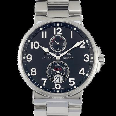 Ulysse Nardin Marine Maxi Chronometer - 263-66