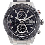 Tag Heuer Carrera Calibre HEUER 01 Automatic Chronograph - CAR201Z.BA0714