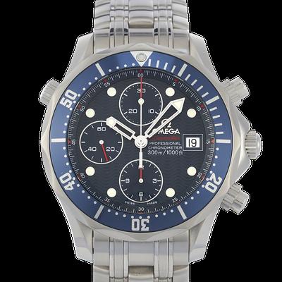 Omega Seamaster Chronograph - 2225.80.00
