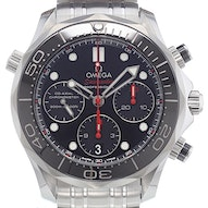 Omega Seamaster Diver 300M Co-Axial Chronograph - 212.30.42.50.01.001