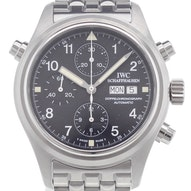 IWC Pilot's Watch Double Chronograph - IW3713