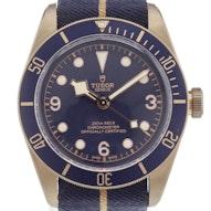 "Tudor Black Bay Bronze ""Bucherer Blue Edition"" - 79250BB"