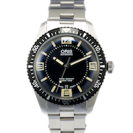 Oris Divers Sixty-Five Steel Black - 01 733 7707 4064-07 8 20 18