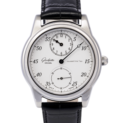 Glashütte Original Specialties 1845 Regulator - 49-04-04-01-04
