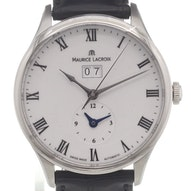 Maurice Lacroix Masterpiece Date GMT - MP6707-SS001-112-1