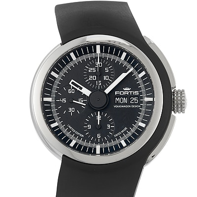 Fortis Specialties Spaceleader Chronograph Limited Edition - 661.20.31K