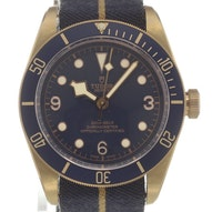 "Tudor Heritage Black Bay Bronze ""Bucherer Edition"" - 79250BB"