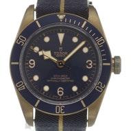 "Tudor Heritage Black Bay Bronze ""Bucherer Edition"" - 79250BB"