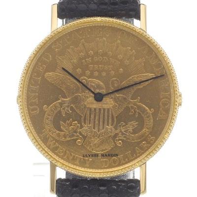 Ulysse Nardin Specialties Twenty Dollar Coin - G 511