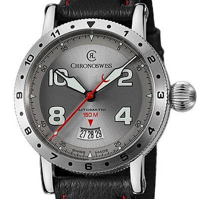 Chronoswiss Timemaster 150  - CH-2733-WH/31-1
