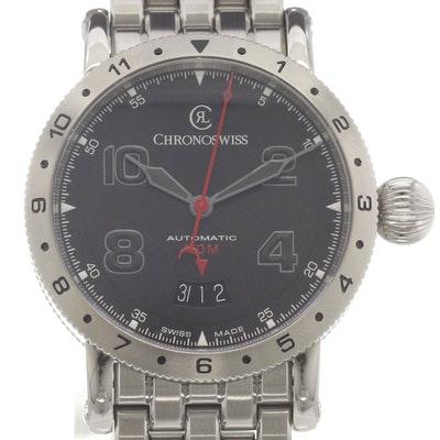 Chronoswiss Timemaster 150  - CH-2733-AZ/S0-2