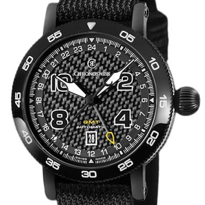 Chronoswiss Timemaster GMT  - CH-2535/T1-2