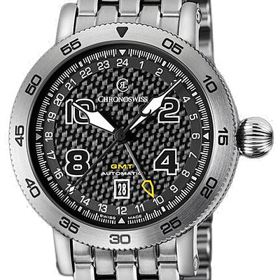 Chronoswiss Timemaster GMT  - CH-2533/71-2