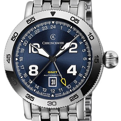 Chronoswiss Timemaster GMT  - CH-2563/33-2