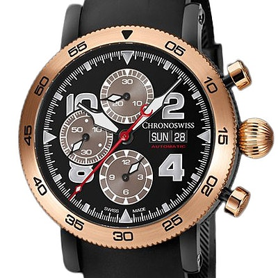 Chronoswiss Timemaster Chronograph Day Date  - CH-9045R/71-2