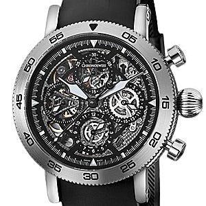 Chronoswiss Timemaster CH-9043S-BK/71-2