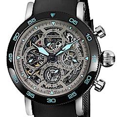 Chronoswiss Timemaster Chronograph Skeleton  - CH-9043SB-SI/71-2