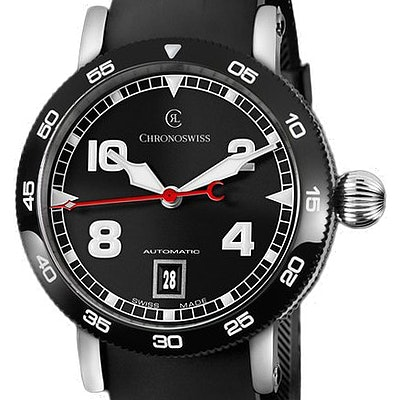 Chronoswiss Timemaster Date  - CH-8643B/71-2
