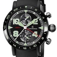 Chronoswiss Timemaster Chronograph GMT  - CH-7555.1/71-2