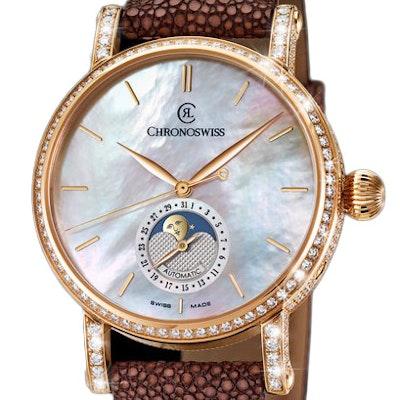 Chronoswiss Sirius Mondphase Diamonds  - CH-8521RFP-MP/1211