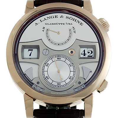 A. Lange & Söhne Zeitwerk Striking Time - 145.032