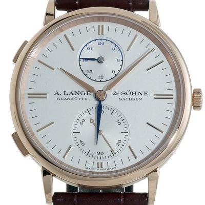 A. Lange & Söhne Saxonia Dual Time - 386.032