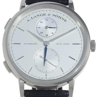 A. Lange & Söhne Saxonia Dual Time - 385.026