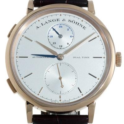A. Lange & Söhne Saxonia Dual Time - 385.032