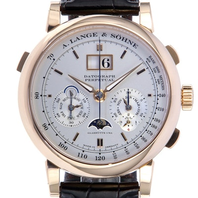 A. Lange & Söhne Datograph Perpetual - 410.032