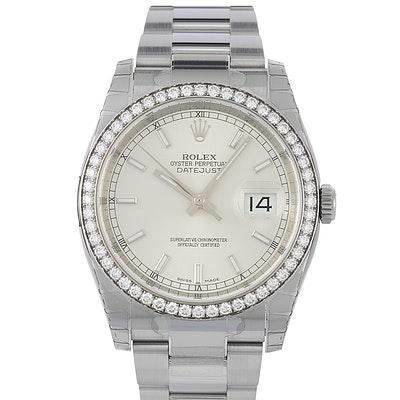 Rolex Datejust 36 - 116244