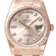 Rolex Day-Date - 118235