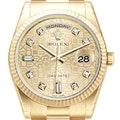 Rolex Day-Date 36 - 118238