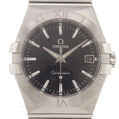 Omega Constellation Quartz - 123.10.35.60.01.001
