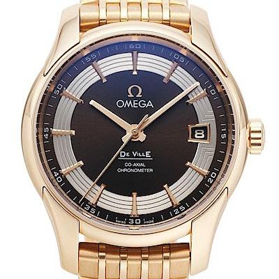 Omega De Ville Hour Vision Co-Axial   - 431.60.41.21.13.001