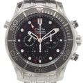 Omega Seamaster GMT - 212.30.44.52.01.001