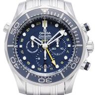 Omega Seamaster GMT - 212.30.44.52.03.001