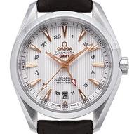 Omega Seamaster Aqua Terra GMT - 231.13.43.22.02.004