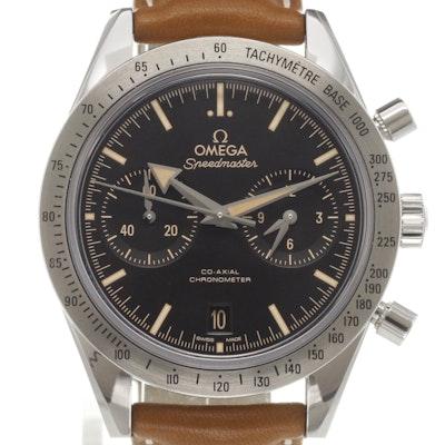 Omega Speedmaster 57 Co-Axial Chronograph - 331.12.42.51.01.002