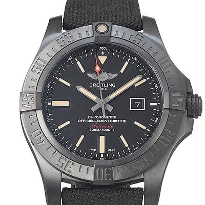 Breitling Chronomat Avenger Blackbird  - V17310101B1W1