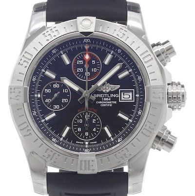 Breitling Avenger II  - A1338111.BC32.152S.A20S.1