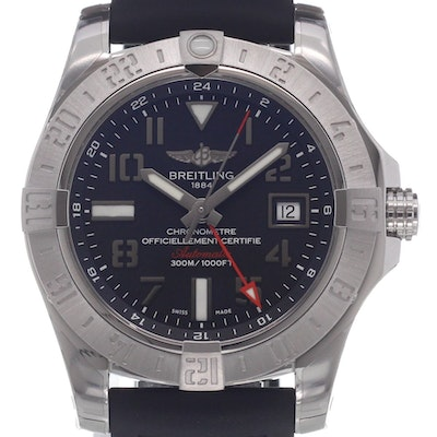 Breitling Avenger II GMT - A3239011.BC34.152S.A20S.1