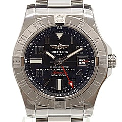 outlet store 72382 c4a92 Breitling Avenger II GMT A3239011.BC34.170A