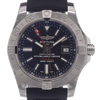 Breitling Avenger II GMT - A3239011.BC35.152S.A20S.1